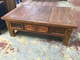 hand carved coffee table teak hand carved painted coffee table primefurniturehouston com