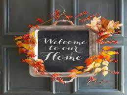 thanksgiving door decor diy thanksgiving decorating front door