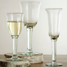 vintage champagne glasses vintage inspired recycled glassware collection vivaterra