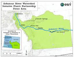 Arkansas rivers images Arkansas river watershed invasive plants partnership tamarisk jpg