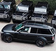 onyx range rover triple black range rover vogue luxury cars pinterest black