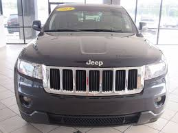 jeep grand cherokee front grill 2013 used jeep grand cherokee rwd 4dr laredo at landers serving
