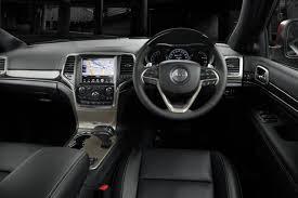 srt jeep inside 2014 jeep grand cherokee now on sale 8spd auto rwd option