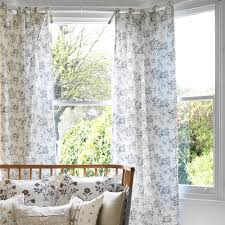 How To Measure Windows For Curtains by How To Dress A Bay Window Ideal Home