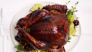 chile rubbed turkey recipe bon appetit