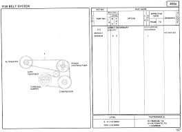need diagram for serpentine belt for 2007 suzuki forenza fixya