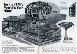 1964 World S Fair Map by Ibm At The 1964 World U0027s Fair By Charles And Ray Eames Steve Diggins