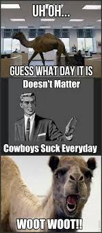 Funny Steelers Memes - wednesday cowboys suck everyday texans pinterest
