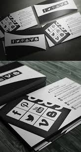 Social Network Business Card Business Cards Design U2013 35 Fresh Examples Design Graphic