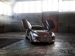 hyundai supercar hyundai i ioniq concept 2012 pictures information u0026 specs