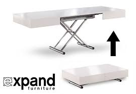 Expandable Coffee Table Folding Coffee Table Furniture Space Saving Lift Top Coffee
