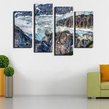 Cheap Framed Wall Art by Online Get Cheap Glacier Pictures Aliexpress Com Alibaba Group