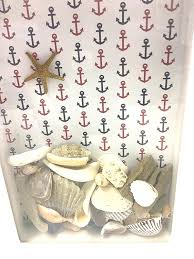 Beach Bathroom Decor by Beach Decor Seashell Shadowbox Display Shadowboxes Beach