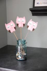 owl centerpieces owl centerpieces 8 pcs owl birthday owl baby shower its a