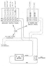 wiring diagram for boat continuouswave