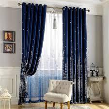 rideaux pour fenetre chambre rideaux occultants château de dessin animé décoration motif rideau
