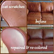 Leather Sofa Refinishing Reviews Pictures Testimonials Of Rub U0027n Restore Leather Dye