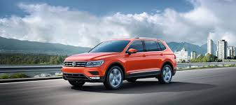 custom volkswagen tiguan the technologically advanced 2018 volkswagen tiguan executive