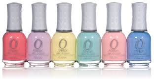pastel nail polish colors posh room orly nail polish nails