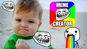 How To Make A Meme Face - make memes on your android phone youtube