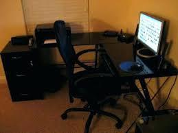 L Shaped Computer Desk White L Shaped Desk White Konzertsommer Info