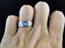 best mens wedding bands mens black tungsten wedding bands