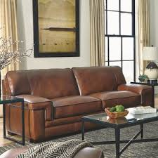 pillow arm leather sofa pillow top arm leather sofas you ll love wayfair ca