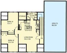 garage with apartment above floor plans w2933 garage with apartment 2 bedrooms open floor plan