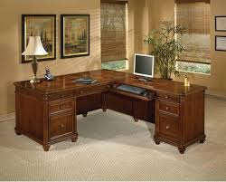 L Shaped Desk Left Return Home Office Collection Shaped Desk Home Decoration Ideas