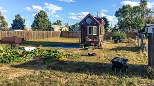 Back Yard House Tiny House Eviction How Parking A Tiny House Can Be Illegal With