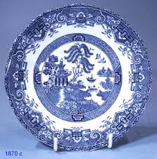 vintage china patterns wedgwood co willow pattern vintage china dinner plate cake