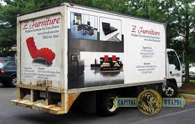 Modern Furniture Company by Modern Furniture Company Brings Vehicle Wrap Up To Date Capital