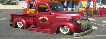Classic Ford Truck 1940 - tci engineering 1940 1946 chevy truck suspension 4 link leaf