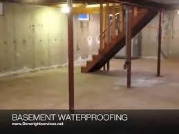 Concrete Sealer For Basement - done right services basement waterproofing concrete foundation