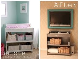 What To Do With Changing Table After Baby 16 Ways To Repurpose A Baby Changing Table
