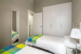 Schlafzimmer Wardrobes Apartment Mieten Angeles Strasse Sevilla Spanien Angeles