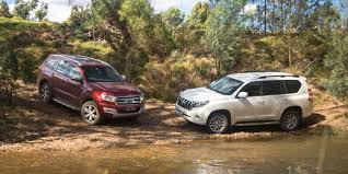 Ford Everest Facelift Ford Everest Sales Gaining Traction But Photos 1 Of 5