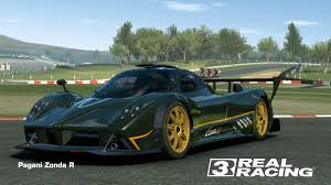 future pagani pagani zonda r real racing 3 wiki fandom powered by wikia