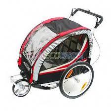siege pour remorque velo remorque vélo pour enfant avec kit piéton
