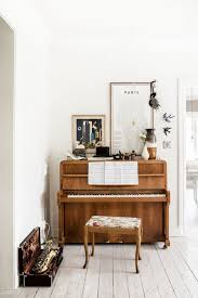 piano in living room 13 ways to decorate around a piano apartment therapy