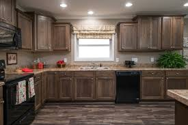 Kitchens With Black Cabinets by Modular Homes Kitchens Franklin Homes