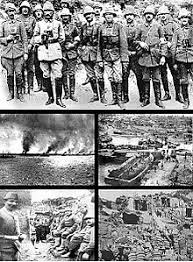 World War One Ottoman Empire History Of The Ottoman Empire During World War I