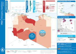 Map Of Libya Day Of News On The Map August 10 2017 Map Of Libya Libya