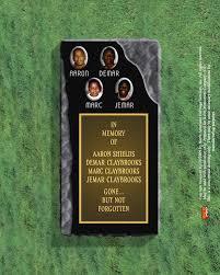 bronze memorial plaques images bronze and commemorative plaques signs plaques