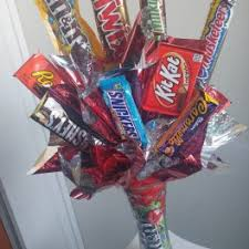 candy bouquet delivery norton oh flower delivery s garden