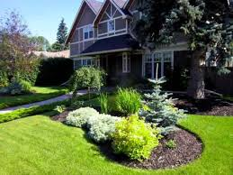 astonishing sloped landscaping ideas for front yard pics