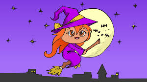 halloween cartoon drawings creative cricket educational art lessons for kids and how to