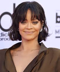 hair stlyes with side parting oval face small forehead find the perfect bangs for your face shape instyle com