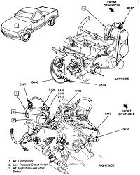 gmc sonoma clutch diagram gmc sonoma vacuum lines diagram