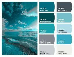 ocean teals paint color ideas pinterest teal ocean and bedrooms